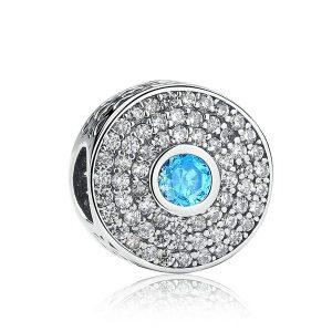 Charm Azul Deslumbrante