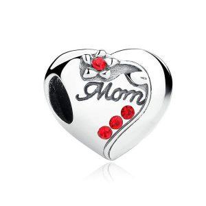 Charm Corazón Mom