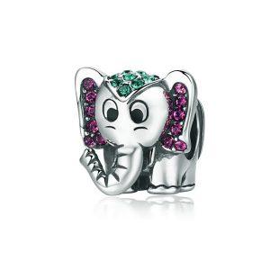 Charm Elefante Brillante
