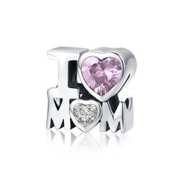 Charm I Love Mom