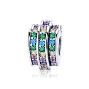 Charm Arco Iris Multicolor