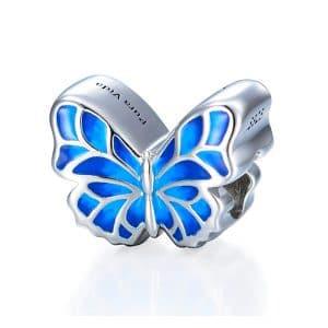 Charm Mariposa Morpho Costa Rica