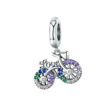 Charm Bicicleta de Amor