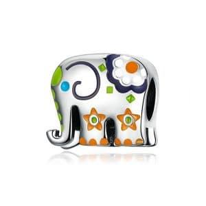Charm Elefante de Colores