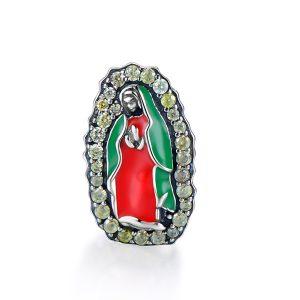 Charm Virgen de Guadalupe