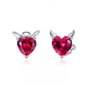My Heart is Like This Earrings