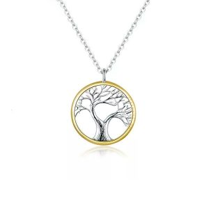 Collar Arbol Familiar