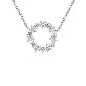 Collar Corona de Flores
