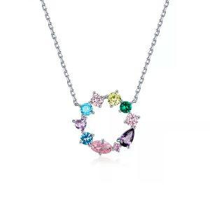 Collar Gemas Multicolor