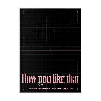 BLACKPINK Edición Especial – How You Like That CD