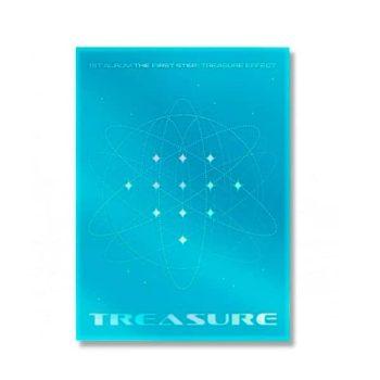 TREASURE Álbum – The First Step: Treasure Effect (Versión Blue)