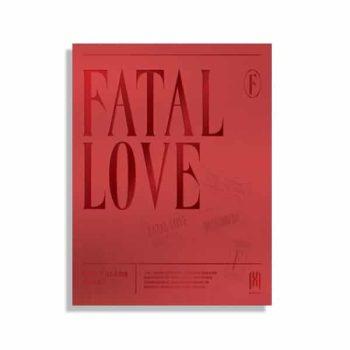 MONSTA X álbum – FATAL LOVE (Versión 2)