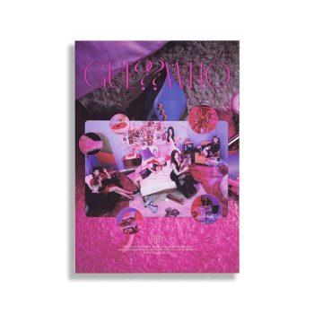 ITZY Álbum - Guess Who (Versión Day)