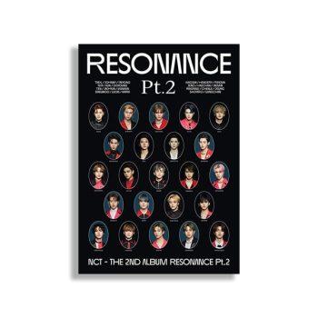 NCT 2020 Álbum - RESONANCE Pt.2 (Versión Arrival)