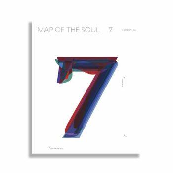 BTS Álbum – MAP OF THE SOUL: 7 (Versión 3)