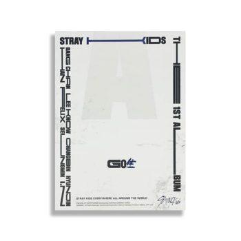 STRAY KIDS Álbum – GO LIVE (Versión C)