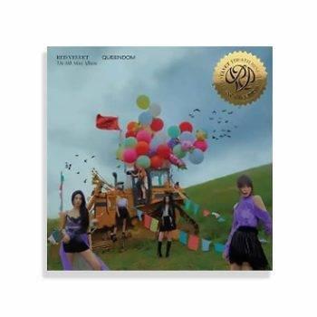 RED VELVET Álbum – Queendom (Versión Queens)