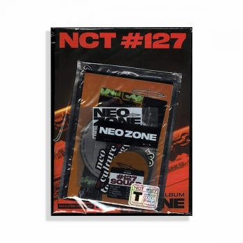 NCT 127 Álbum – NEO ZONE (Versión T)