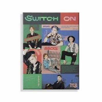 ASTRO Álbum – SWITCH ON (Versión ON)