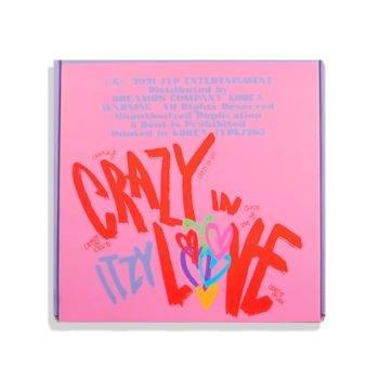 ITZY Álbum – Crazy In Love (Versión Itzy)